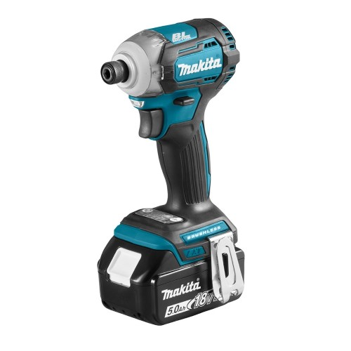Makita DTD153Z 18V LXT Cordless Brushless Impact Driver With 1 x 5.0Ah Battery