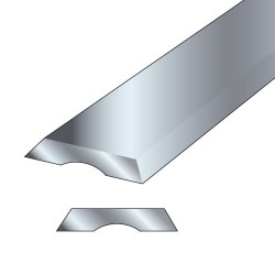 82mm BEST For TREND PB//29 Tungsten Carbide Planer Blade Set
