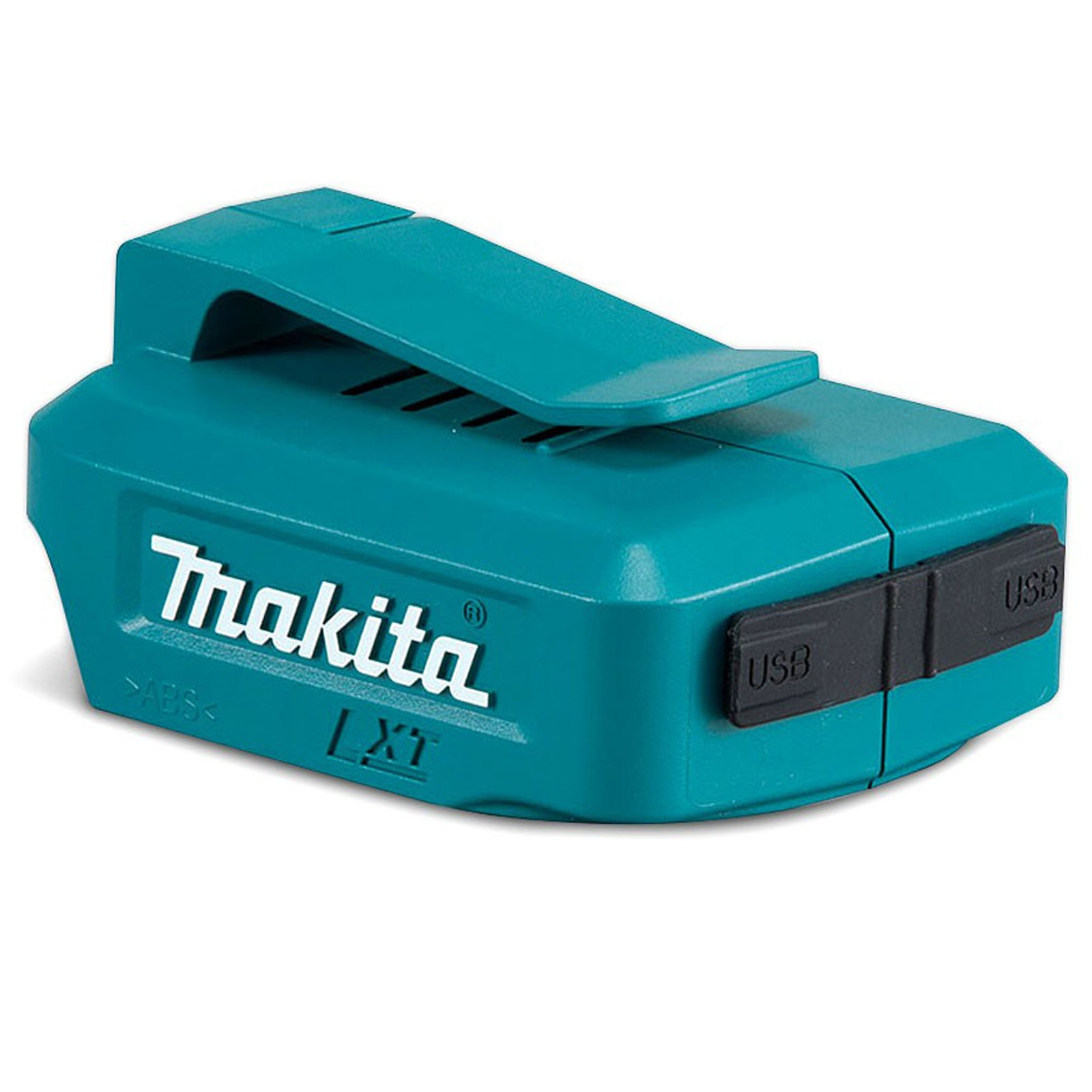 Makita Deaadp05 Usb Charging 18v Lxt Lithium Ion Battery Adapter Li On Charger Via Powertool World