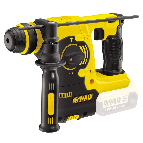 Dewalt Dch253n Sds Plus Rotary Hammer 18v Body Only