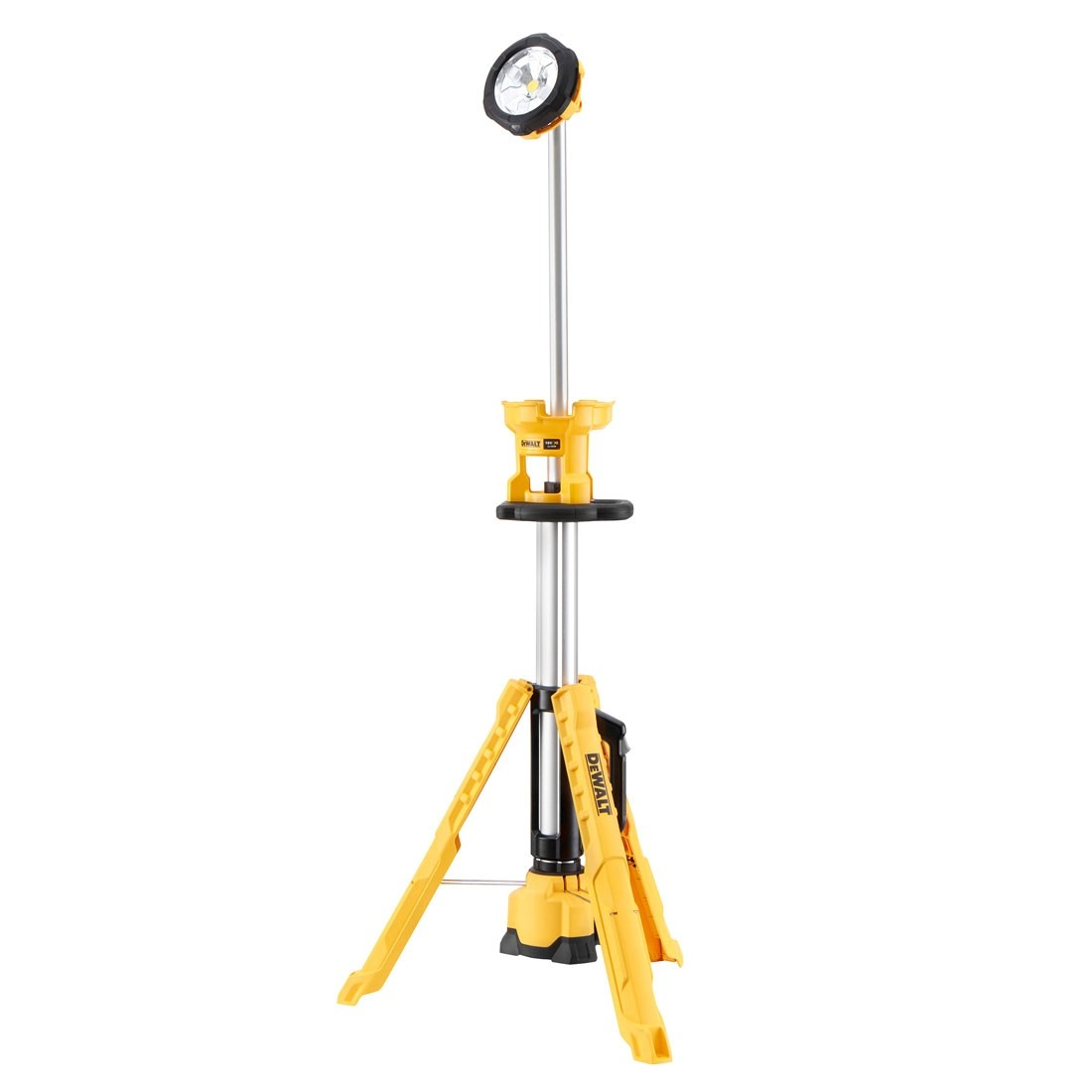 Dewalt Dcl079 18v Xr Led Cordless Tripod Work Light Body