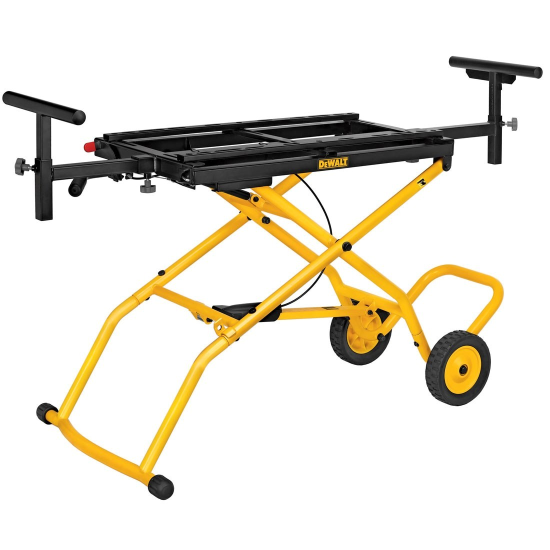 Pleasant Dewalt De7260 Xj Mitre Saw Folding Rolling Leg Stand Trolley Spiritservingveterans Wood Chair Design Ideas Spiritservingveteransorg