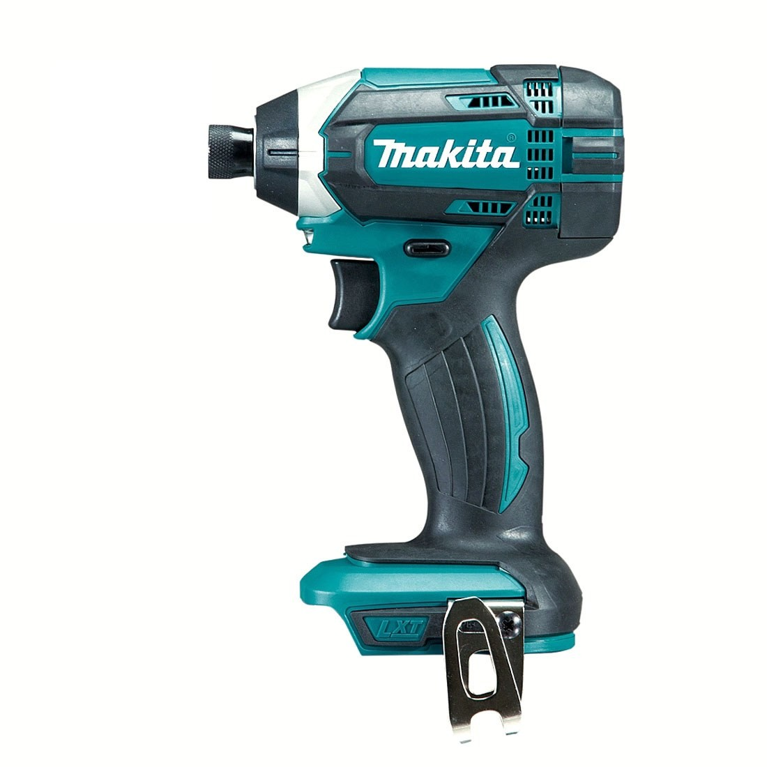 Makita dtd152z LXT 18 V impact driver body with 2 x 5ah Batteries /& Charger