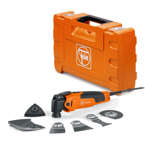 Fein FMM350QSL Starlock Plus MultiMaster Multi Cutter Quick Start