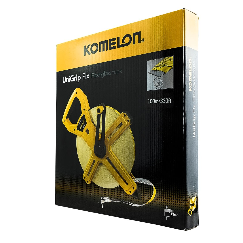 Width 13mm Komelon Unigrip Fibreglass Tape 100m 330ft