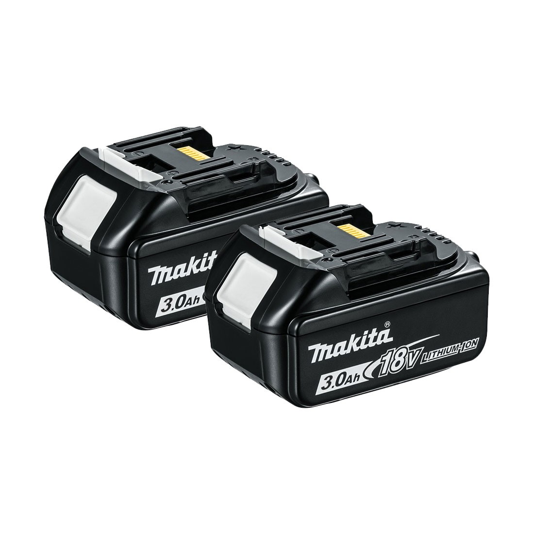 Makita Genuine BL1830 18v 3.0ah Lithium-ion LXT Battery FIVE PACK