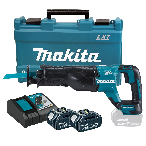 Makita DJR360ZK Reciprocating Saw Cordless Brushless 2 x 18V