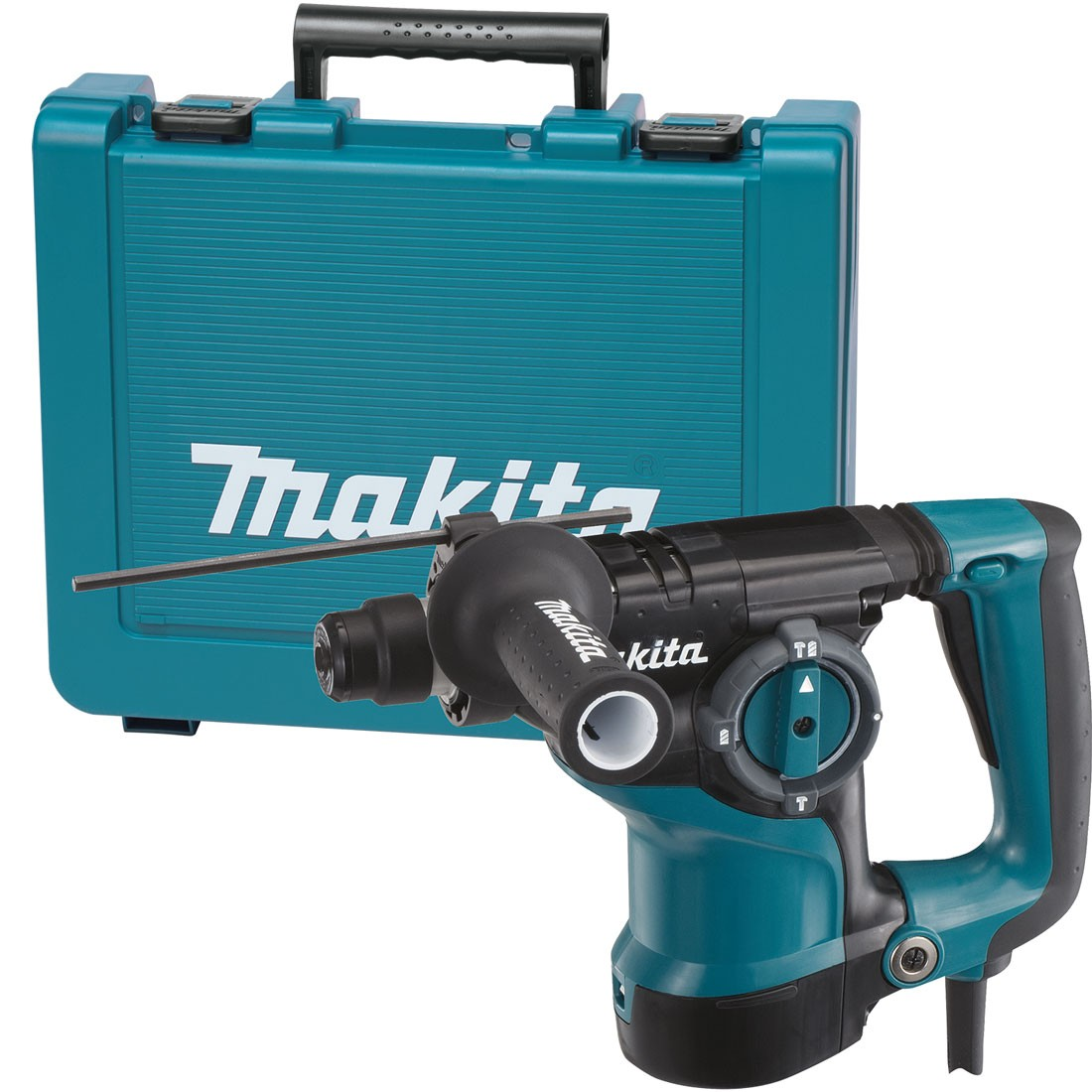 Makita Hr2811f 28mm 800w Sds Rotary Hammer Drill In Carry