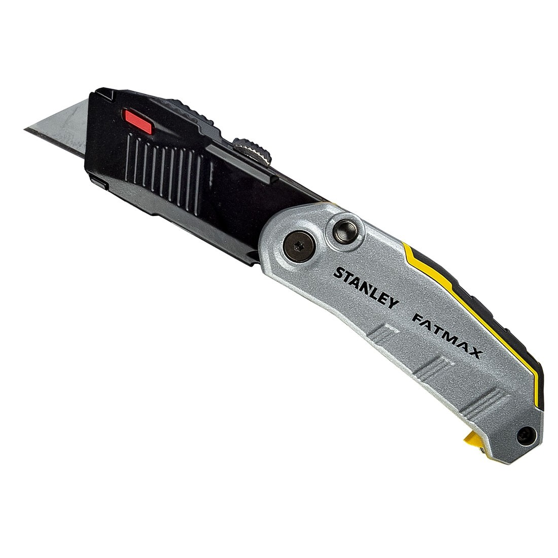 Stanley FATMAX Spring Assisted Folding Knife inc 3 Blades