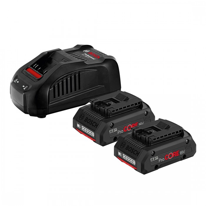 bosch 18v gba procore battery 4 0ah 1600a016gb powertool world. Black Bedroom Furniture Sets. Home Design Ideas